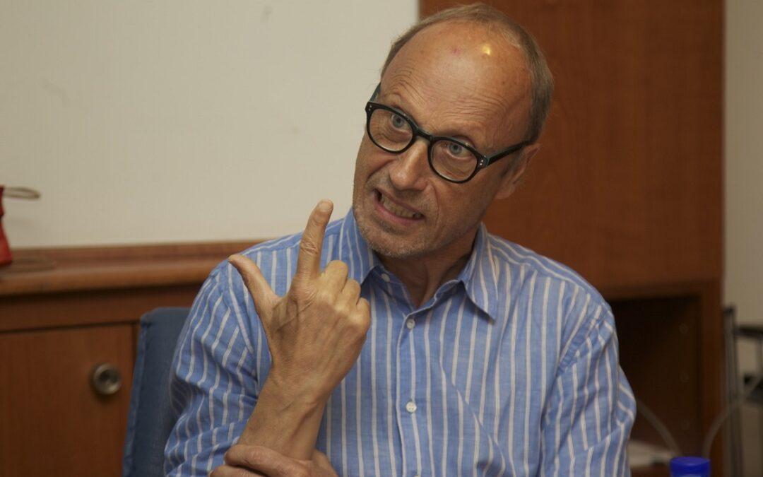 Il professor Domenico Cersosimo