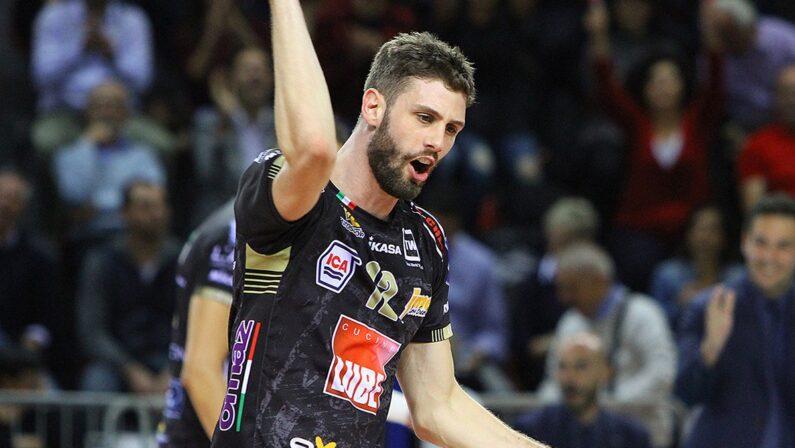 Volley, la Tonno Callipo ha ufficializzato il suo terzo acquisto per la prossima stagione: Ecco Enrico Cester