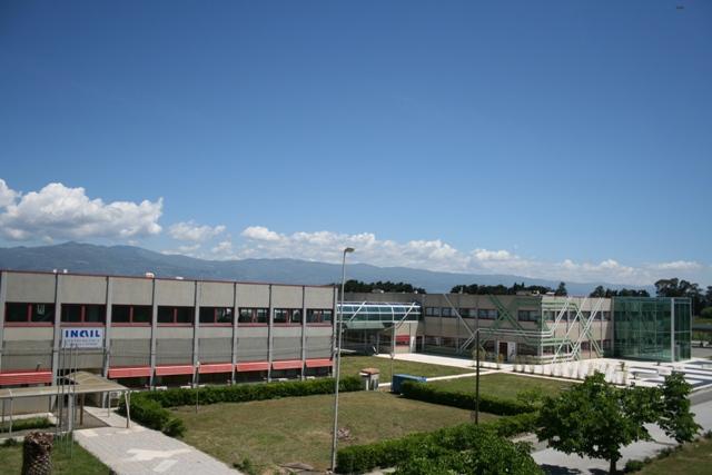 La sede della fondazione Terina a Lamezia Terme