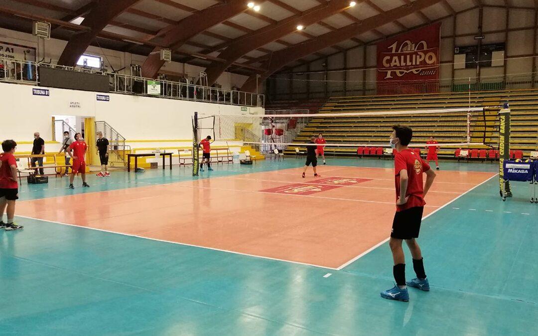 Volley, riprende l'attività del settore giovanile della Tonno Callipo Vibo