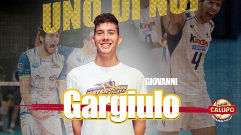 Volley, Tonno Callipo particolarmente attiva sul mercato, ecco un nuovo centrale: Giovanni Maria Gargiulo