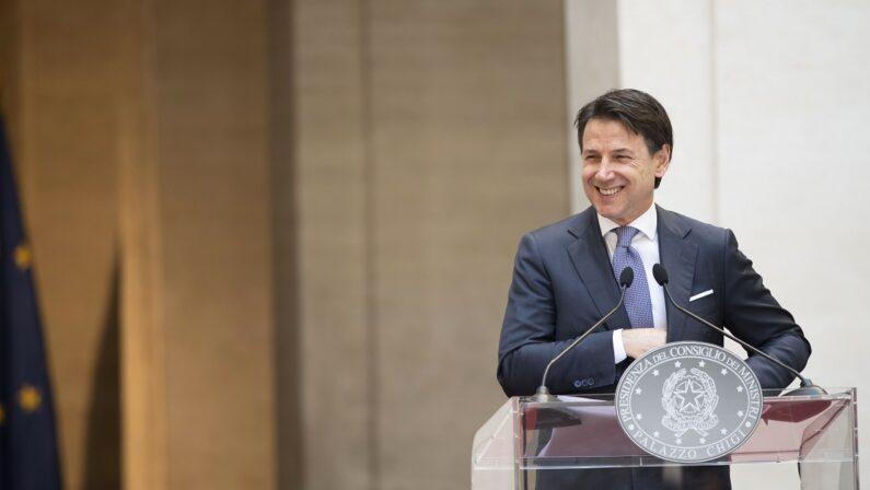 Conte: «Sì agli Stati generali dell'Economia, per il Sud un'attenzione privilegiata»