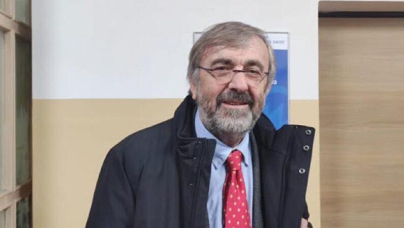 """Coronavirus, positivo il commissario di """"Pugliese-Ciaccio"""" e """"Mater Domini"""" Giuseppe Zuccatelli"""