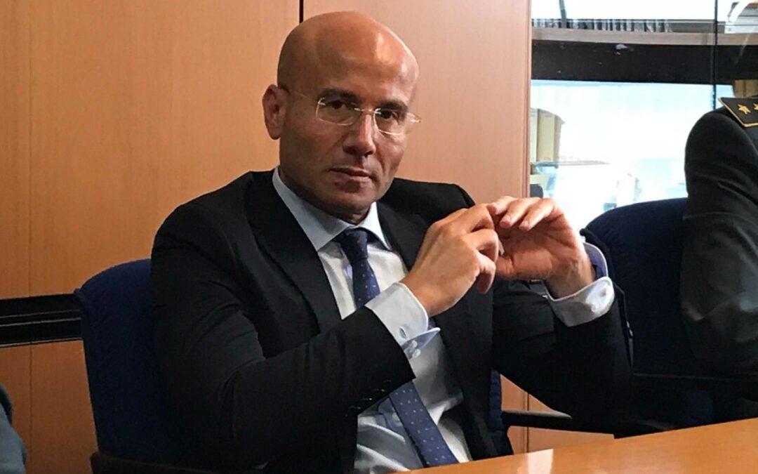 Il procuratore capo di Paola, Pierpaolo Bruni
