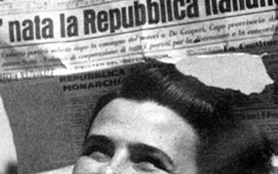 Festa della Repubblica. Creare una nuova resistenza contro chi vuole annientare la libertà umana