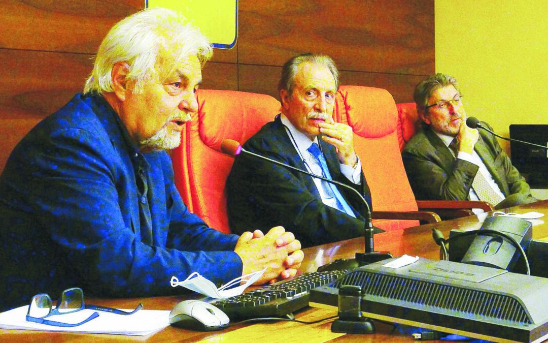 Rocco Leone, Vito Bardi ed Ernesto Esposito