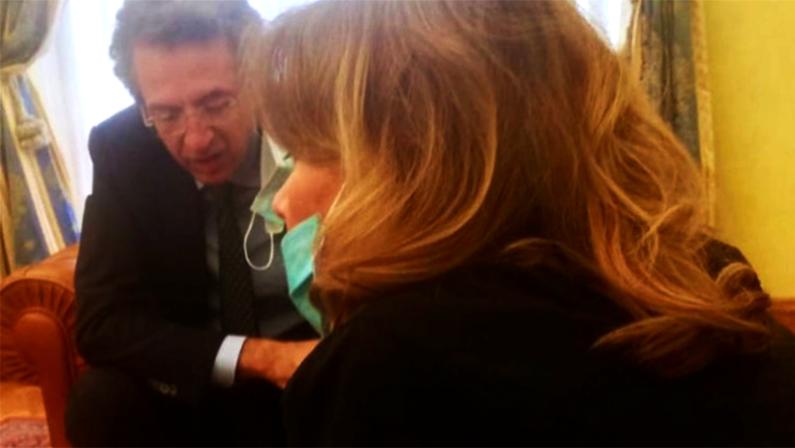 Ricerca, l'assessore Savaglio incontrail ministro per creare una struttura di Astrofisica in Calabria
