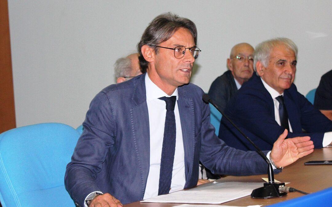 Saverio Mirarchi presidente Cr Calabria