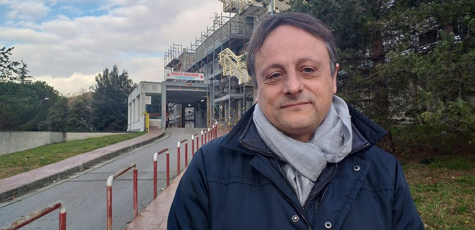 Antonello Cerrato: mi candido ma non ho aderito a Forza Italia