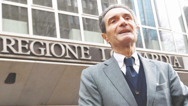 Nelle mani degli investigatori i segreti dei telefonini di Fontana