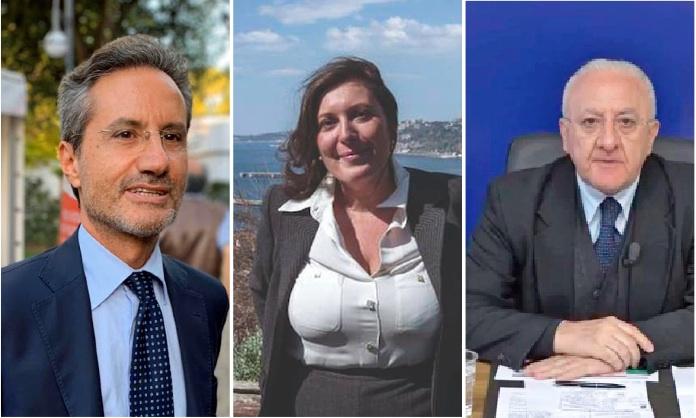 Voto in Campania, proiezioni La7: De Luca pari al 67%, Caldoro al 19,2%