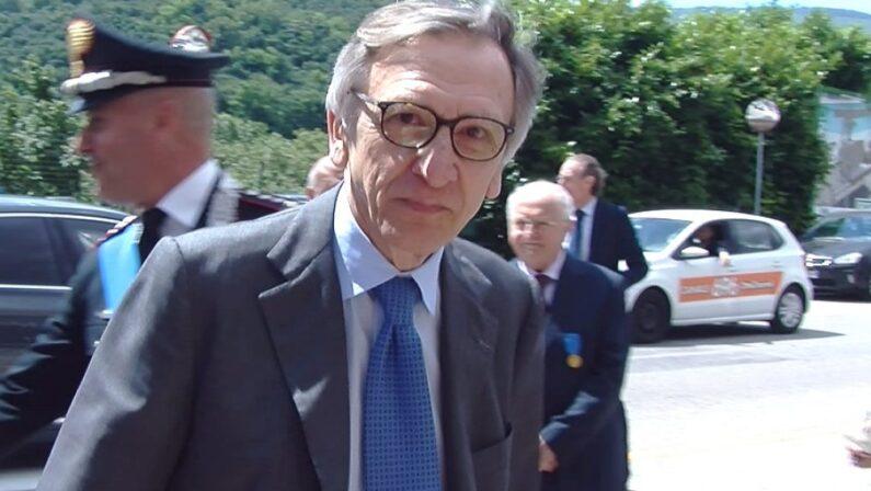 Il Procuratore saluta Avellino, da domani il magistrato Rosario Cantelmo in pensione