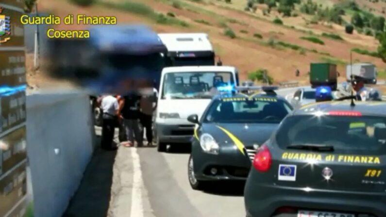 Caporalato tra Cosenza e Matera: sequestrate 14 aziende. Lavoratori chiamati«scimmie» - VIDEO