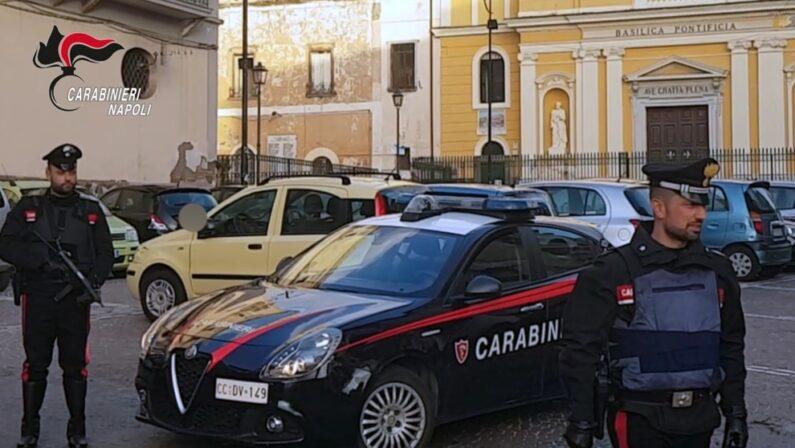 Massa di Somma: arrestato dai Carabinieri un rapinatore 23enne