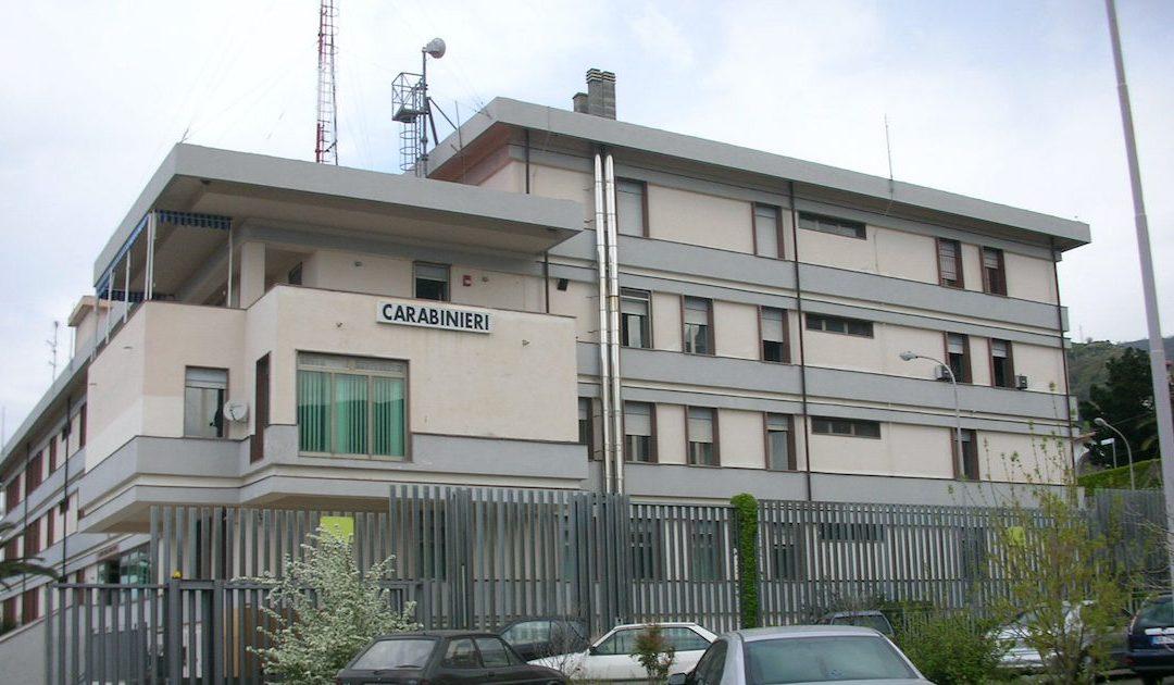 La Compagnia carabinieri di Paola