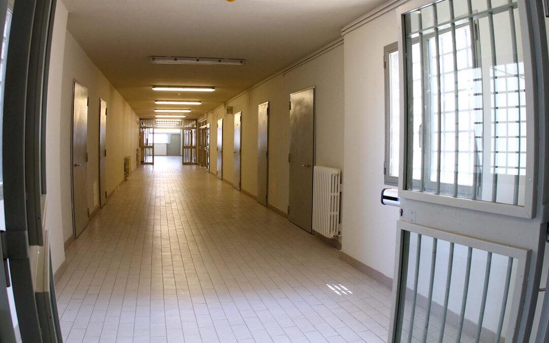 L'interno di un carcere