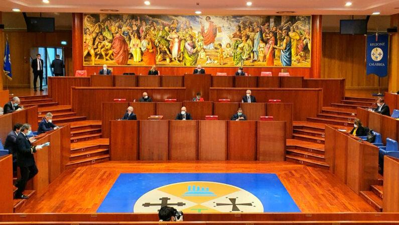 Consiglio regionale: caos commissioni, la minoranza diserta l'Aula