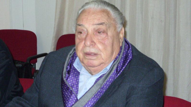 Addio a Francesco Squillace, ex presidente della Provincia di Catanzaro