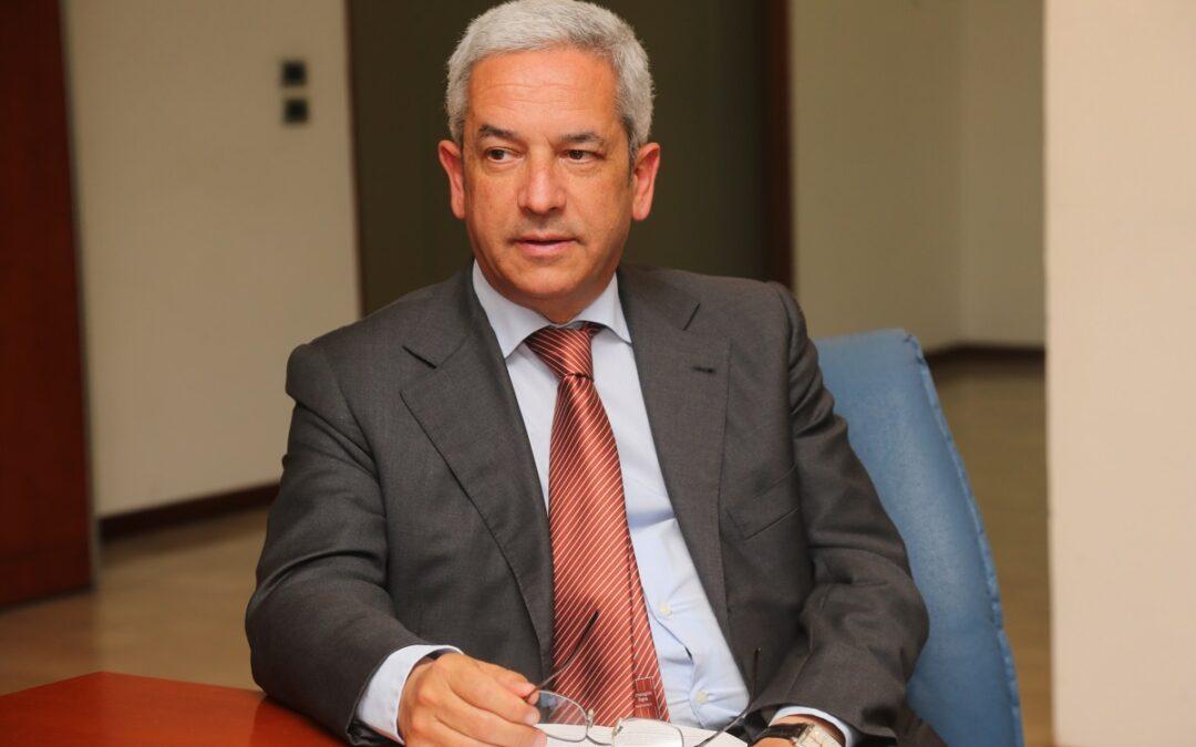 Marcello Manna, sindaco di Rende e presidente dimissionario dell'Ato di Cosenza