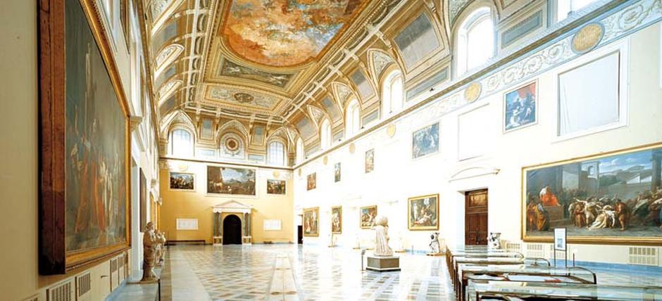 Napoli riapre i suoi tesori, al Museo Archeologico 250 visitatori