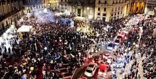 Coppa Italia: De Luca, la festa è finita, ora torniamo nei ranghi