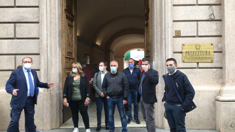 Avellino, i consiglieri di opposione presentano esposto in Prefettura, Questura e Procura contro il sindaco Festa