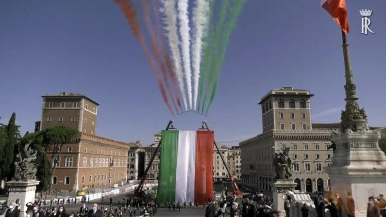 Celebrazioni per il 2 giugno a Cosenza, il prefetto: «Il pericolo virus non è ancora passato»