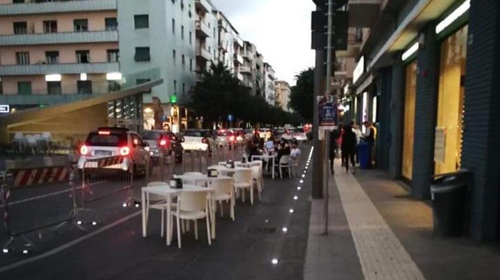 Cosenza, Piazza Bilotti chiusa al traffico di sera: il Comune ci ripensa
