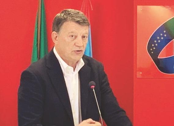 La Uil e il segretario calabrese, Bombardieri: «La mia terra riparte da cultura e lavoro»