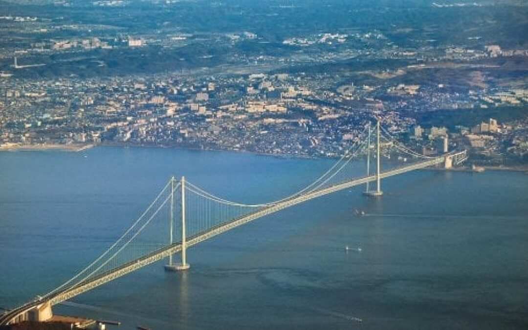 Una elaborazione del Ponte sullo Stretto
