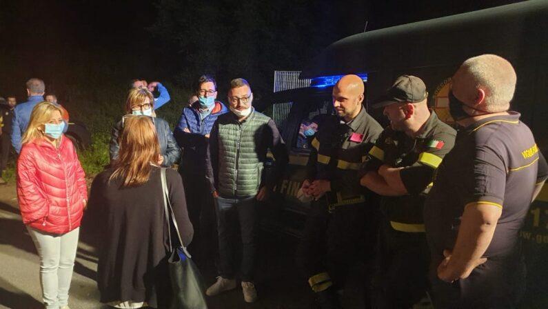 Ritrovato l'anziano scomparso nel Cosentino, si era perso in un bosco