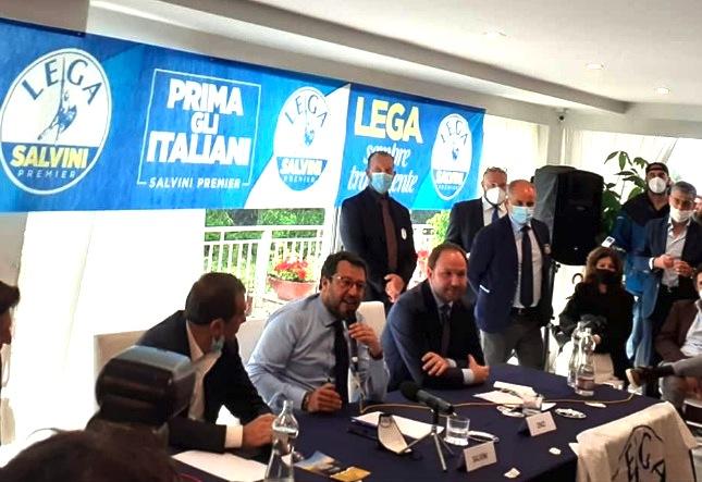 Campania: Zinzi e Nappi,pronti a nuovo centrodestra con la Lega