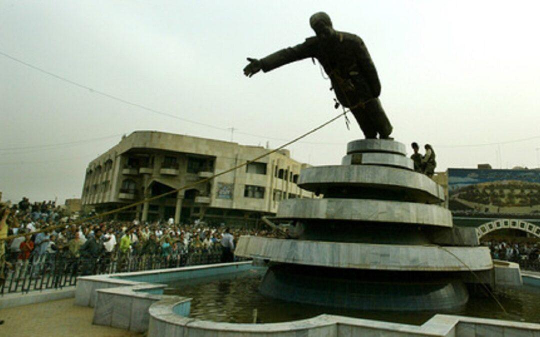 Abbattere una statua non significa cancellare la storia