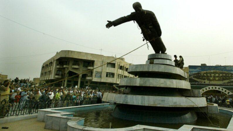 Abbattere una statuanon significa cancellare la storia