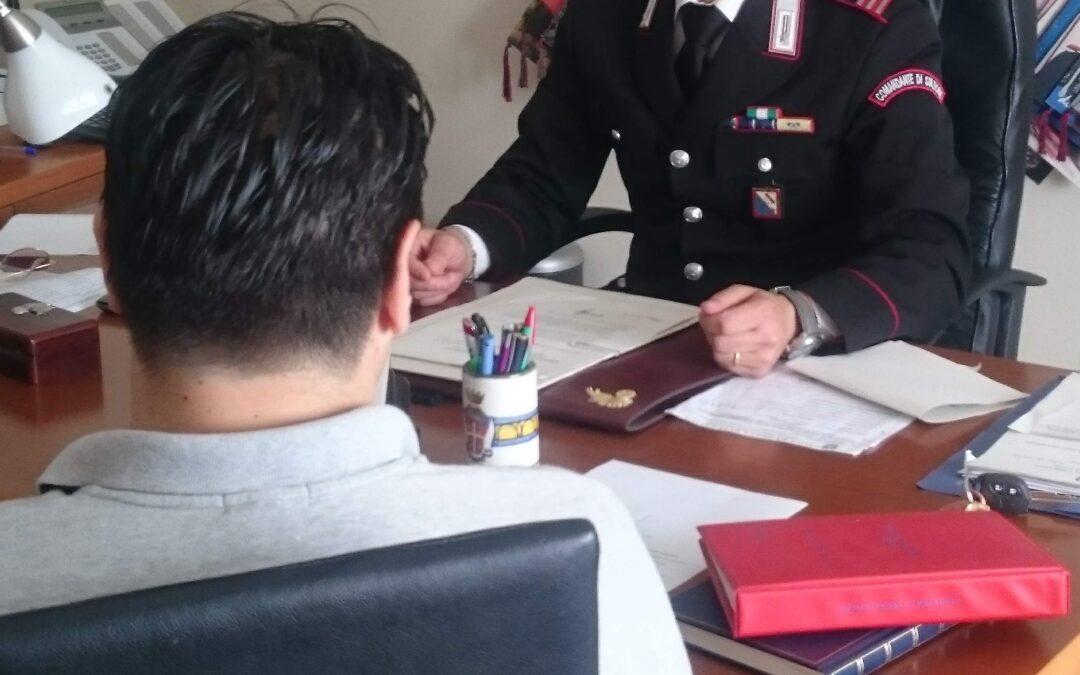 Macchina agricola a prezzo conveniente: tre persone denunciate per truffa dai carabinieri di Nusco
