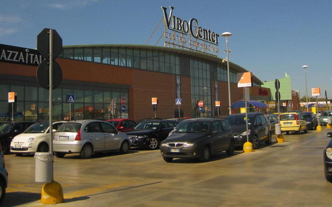 Il centro commerciale Vibo Center