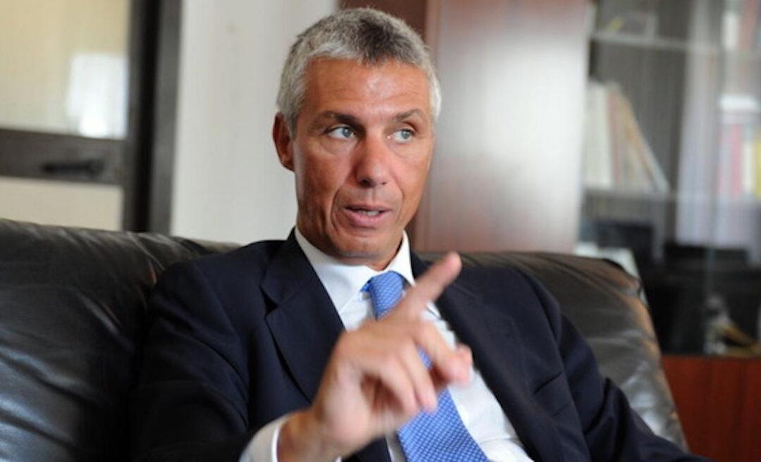 Il vice capo della Polizia, Vittorio Rizzi
