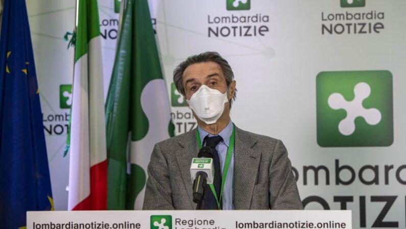 Coronavirus, L'ammissione del governatore Attilio Fontana: «Virus già presente su territorio da diversi mesi»
