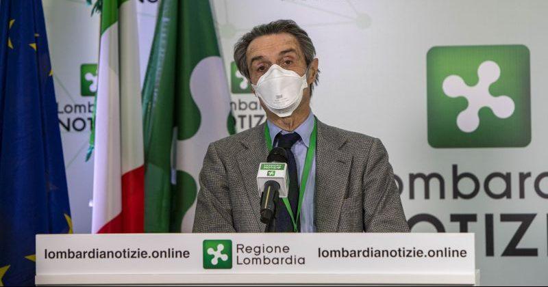 Lombardia, la via (privata) ai vaccini: Fontana scrive alla Procura