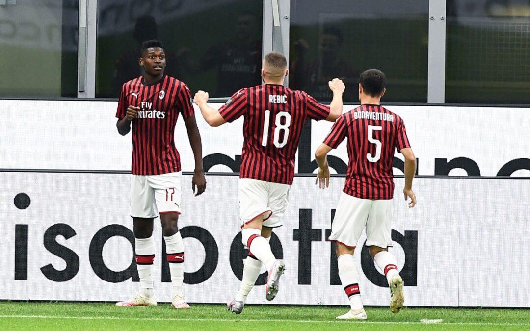 Il Milan sotto di due gol batte in rimonta la Juventus 4-2
