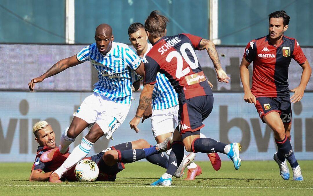 Il Genoa vince e si rilancia, Spal retrocessione più vicina