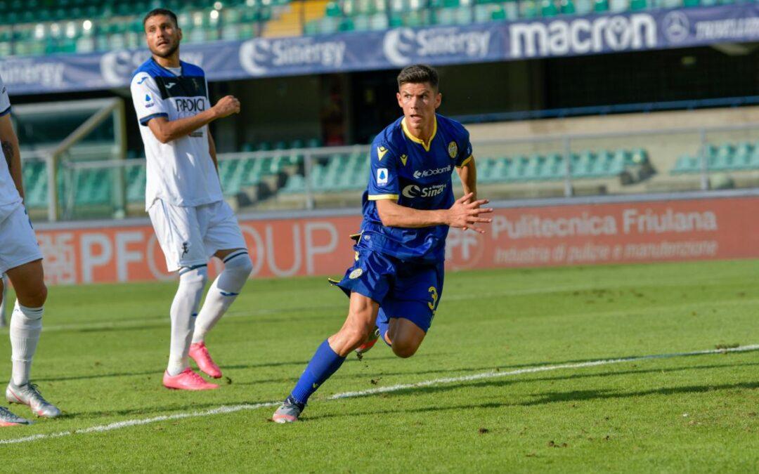 Serie A, Pessina risponde a Zapata, Verona-Atalanta finisce 1-1