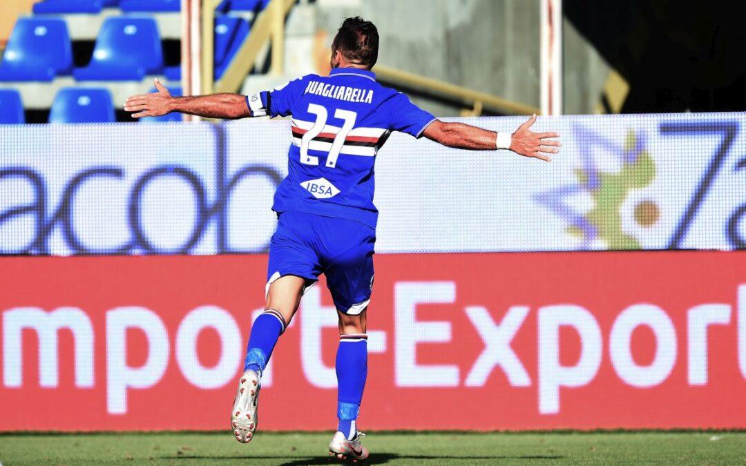 Serie A, la Sampdoria rimonta il Parma, da 2-0 fa 2-3 e si salva