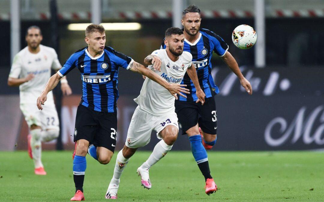 Serie A, pari Inter con la Fiorentina, a Udine primo match point Juventus, la Roma ne fa 6 alla Spal