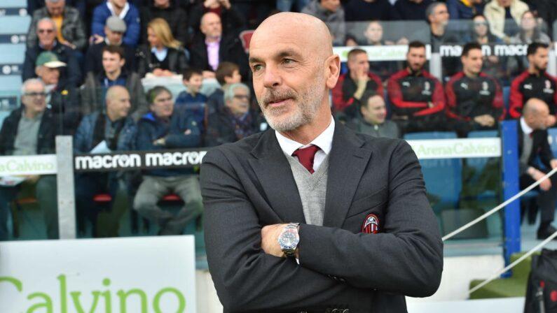 """Serie A, Stefano Pioli crede nel Milan: """"Speravo nel rinnovo, ora vinciamole tutte"""""""