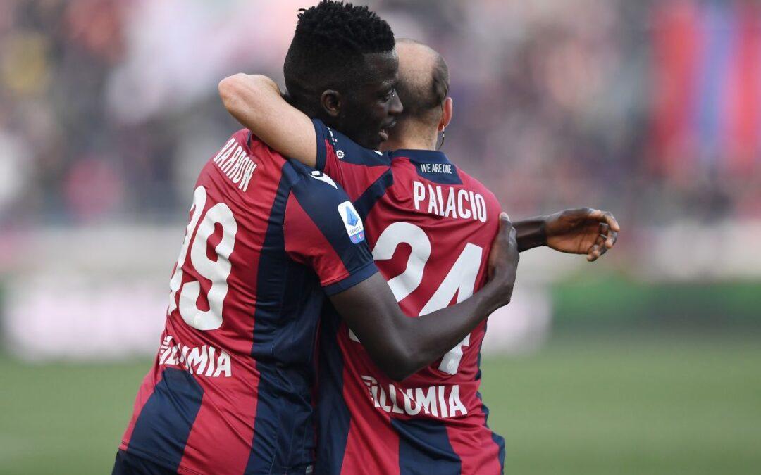 Serie A, il Lecce rimonta il Bologna da 0-2 ma cede 3-2 nel finale