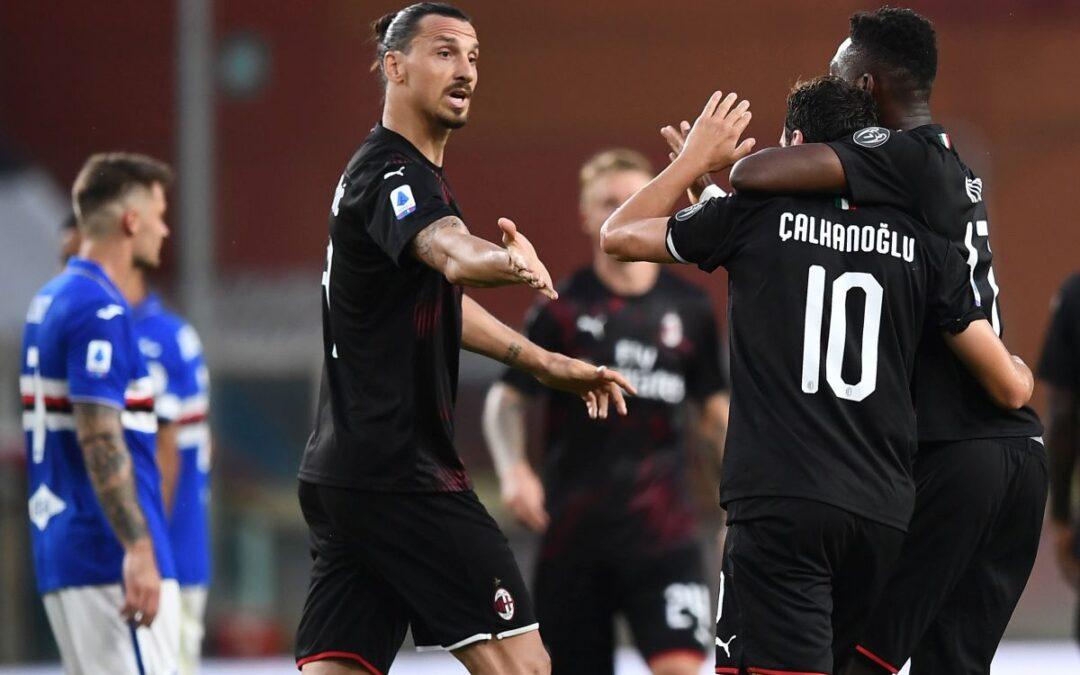 Serie A, vincono Lazio e Milan, Genoa ko si gioca la salvezza con il Lecce