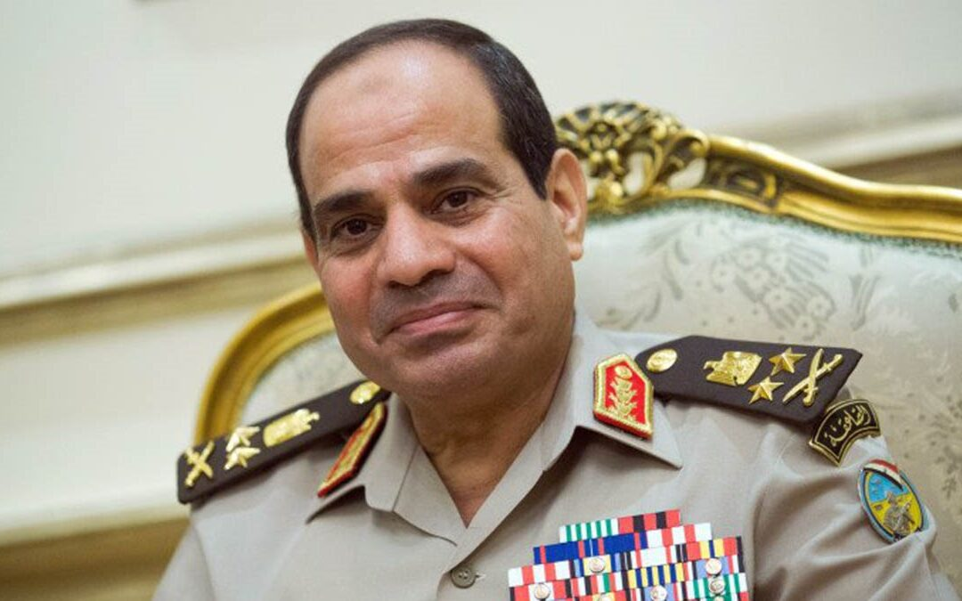 Il generale Al Sisi