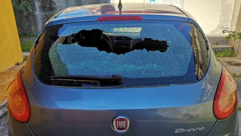 Intimidazione al Comune di Falerna, danneggiata autovettura dell'Ente