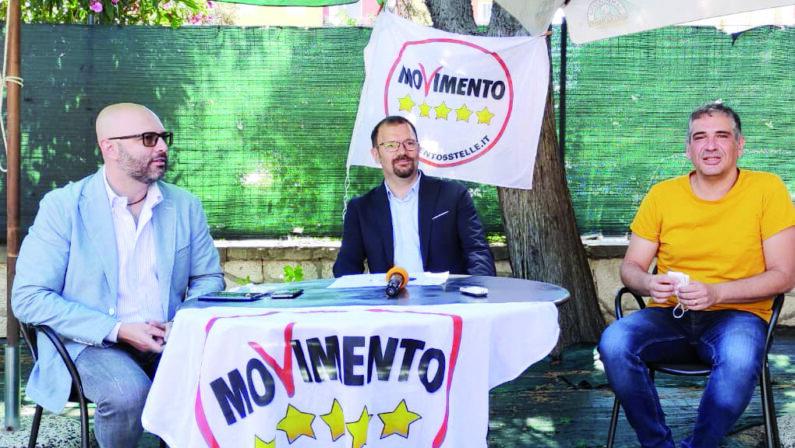Matera al Ballottaggio,  Torna Di Maio. Bennardi: «Non ci apparentiamo, dialogo sì ma senza intese»